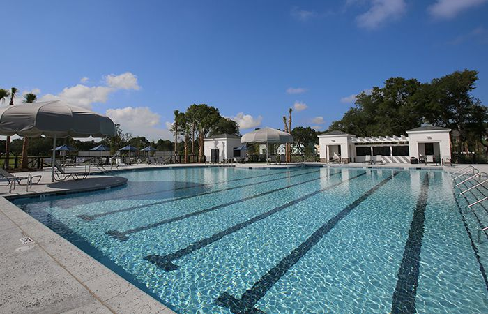 Oyster Point Pool Project low-voltage wiring, security and access control system