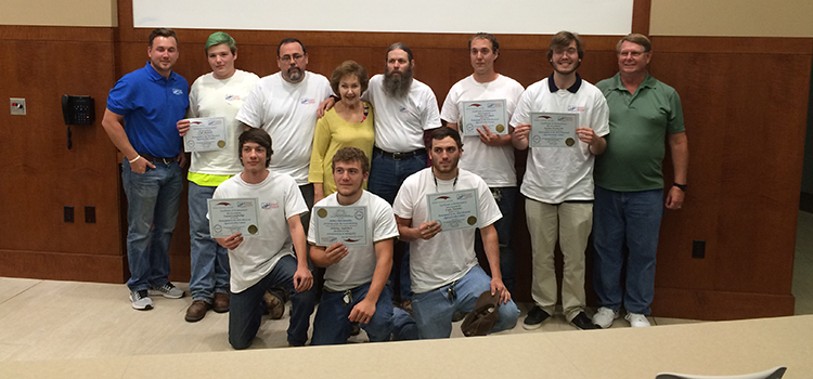 Electrical Apprentices Earn First Place In Competition